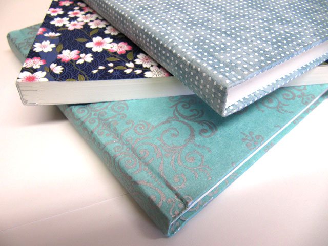 New Arrivals: Chiyogami Journals & Guest Books