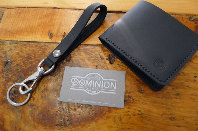 Dominion Leather Goods for Kid Icarus