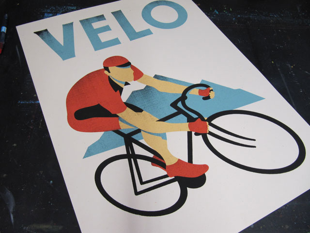 The Print Department: Doublenaut Velo