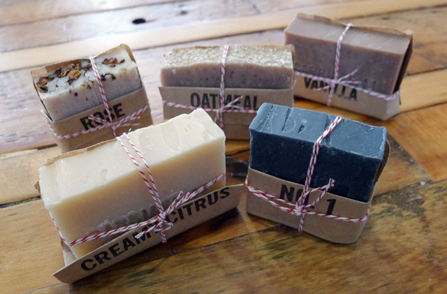 Carriage 44 Soaps
