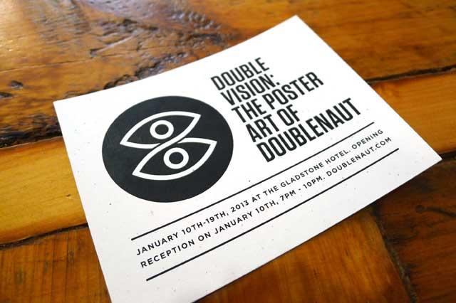 Doublenaut Double Vision