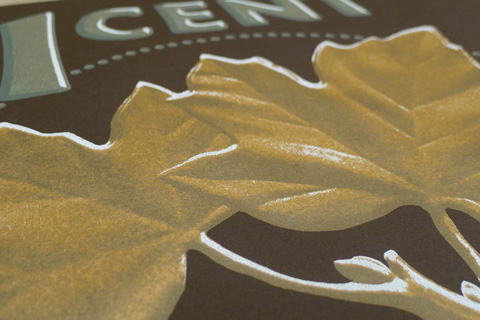Penny Poster detail 1