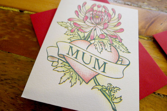New Mother's Day cards at Kid Icarus