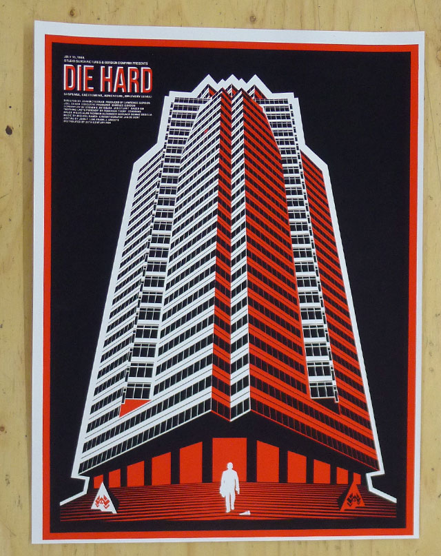Die Hard by Ron Guyatt