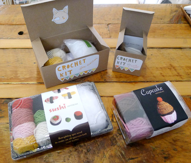 Knitting and Crochet Kits