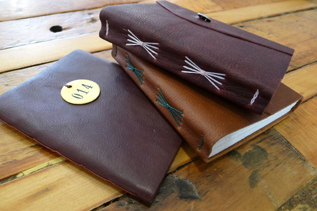 To Boldly Fold Journals