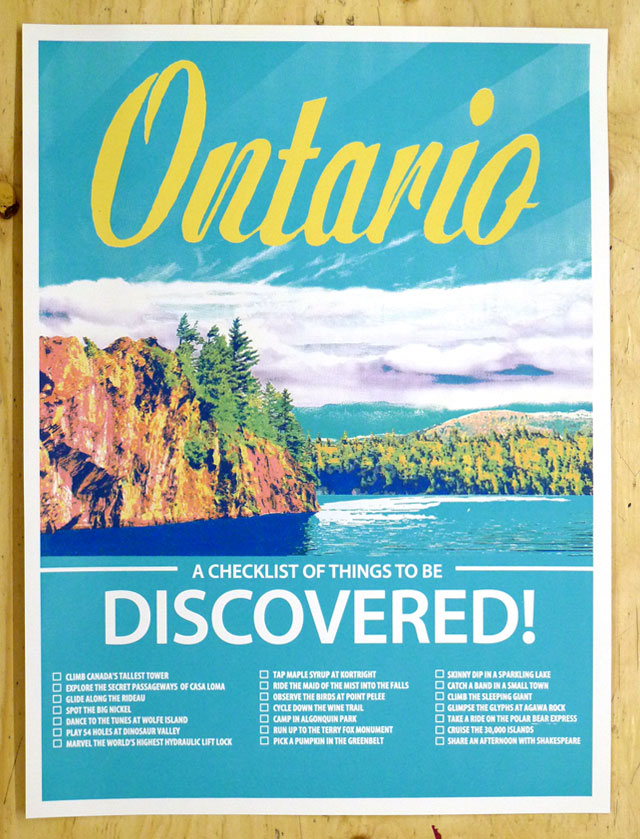 Ontario Discovered!