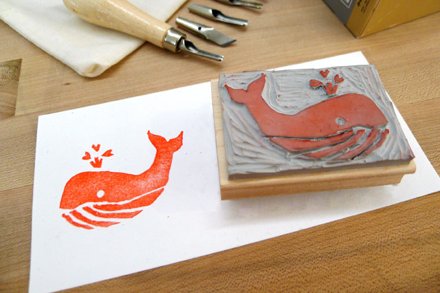 Make Your Own Rubber Stamps Kid Icarus
