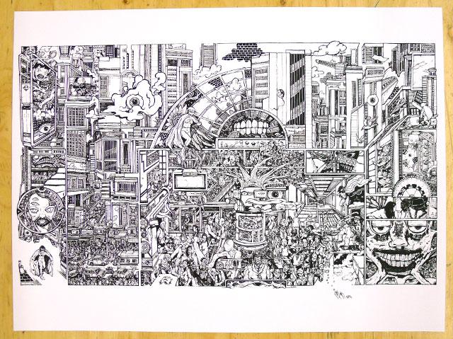 Mike Parsons Art Prints