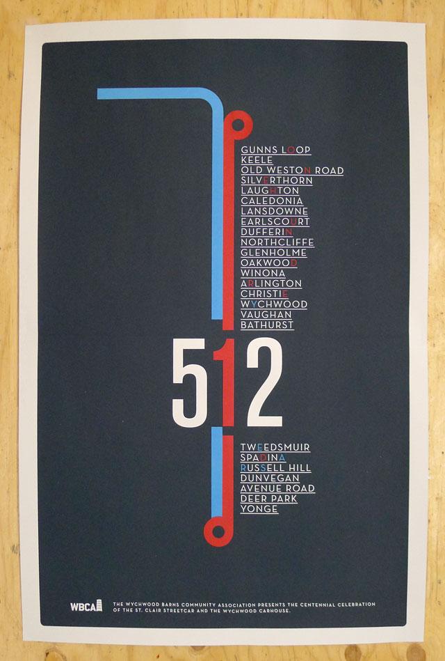 St. Clair Centennial Celebration Poster