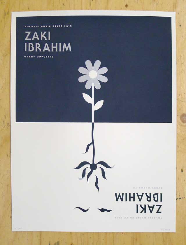 Polaris Music Prize 2013: Zaki Ibrahim