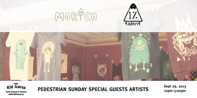 Special Guests: Morico and 1% Talent