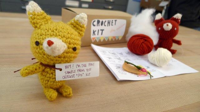 CrochetFox