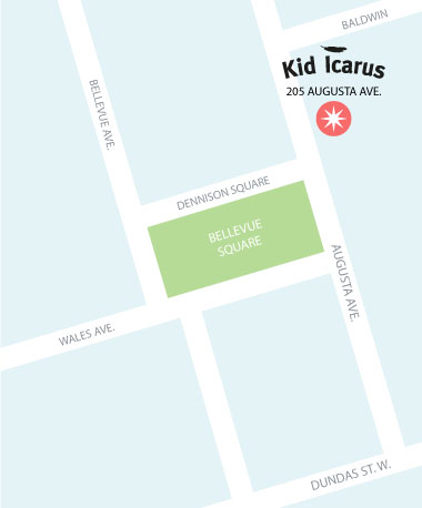 205 Augusta Ave. Toronto