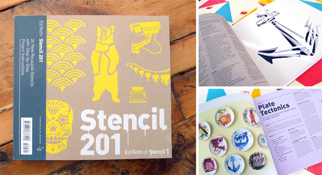 DIY Stencil Projects with Ed Roth