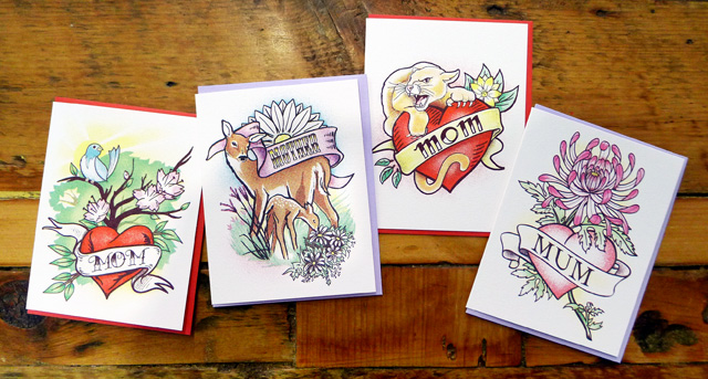Hot Off The Press! Mother's Day Cards