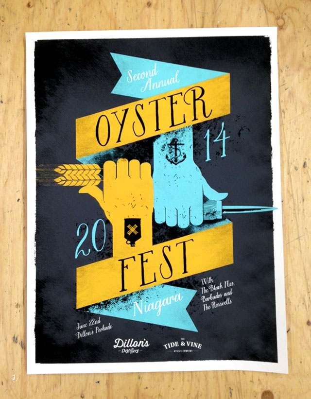 Oyster Fest 2014