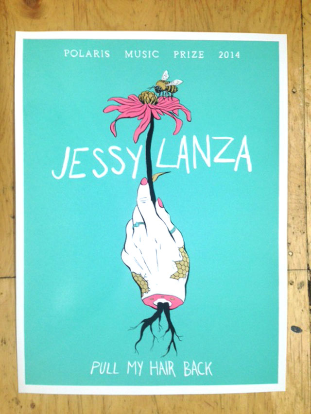 Polaris Music Prize 2014: Jessy Lanza