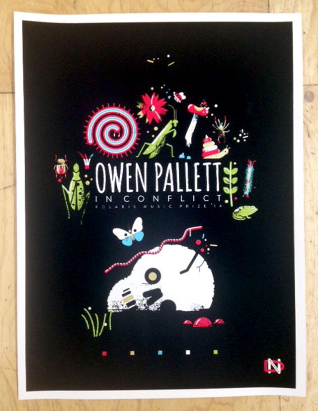 Polaris Music Prize 2014: Owen Pallett