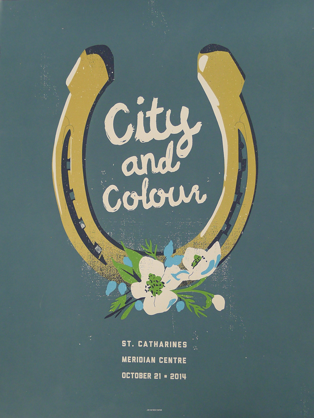 City and Colour @ St. Catherines Meridian Centre