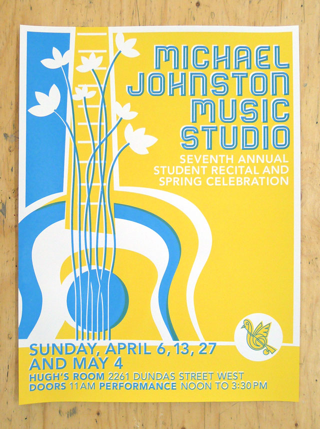Michael Johnston Music Studio!