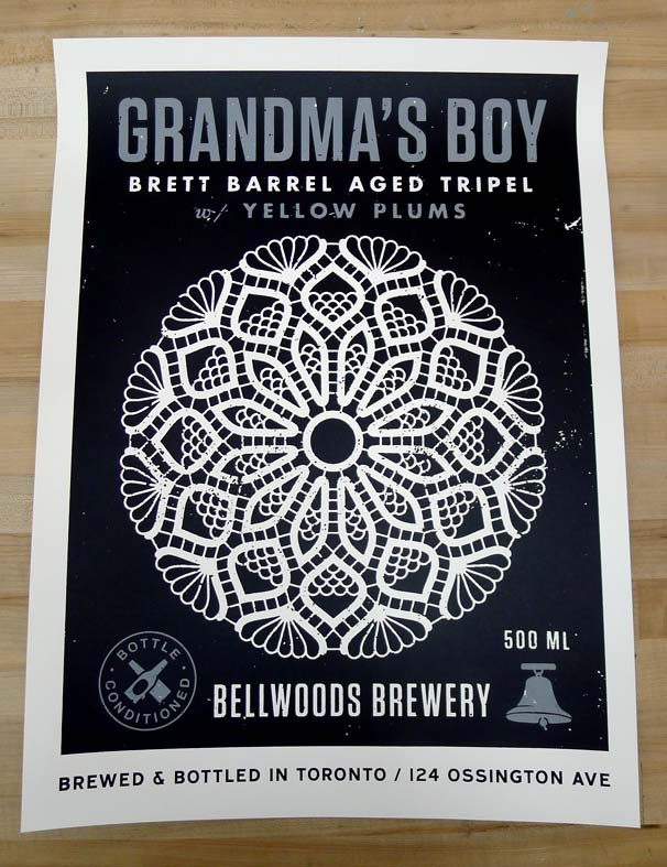 New Bellwoods Brewery Posters!