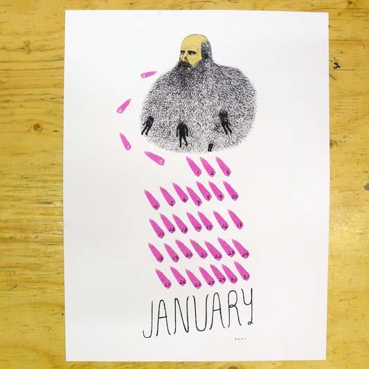 KI Calendar: January