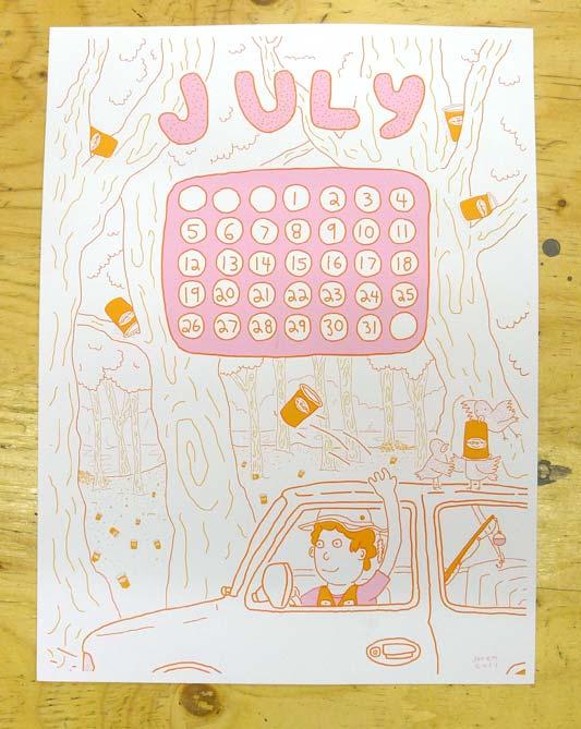 KI Calendar: July