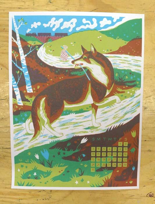 KI Calendar: May
