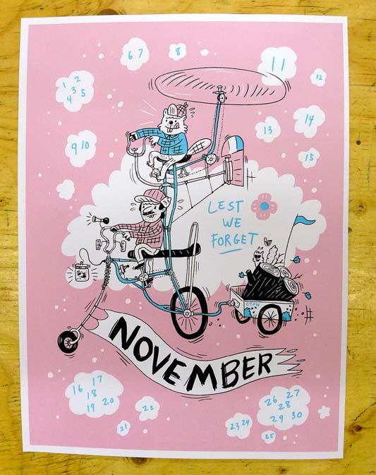 KI Calendar: November