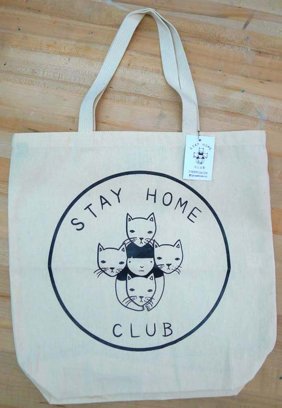 Back in the shop ~ Stay Home Club!