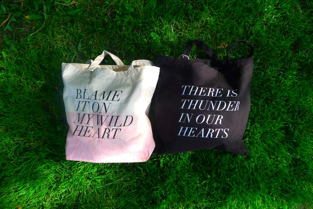 Fieldguided Totes!