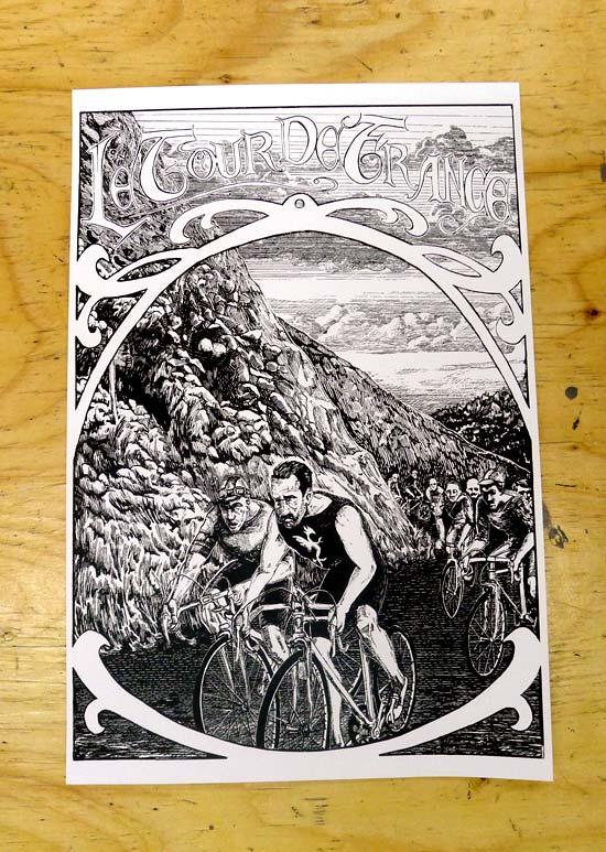 Graham Van Houten – Le Tour de France