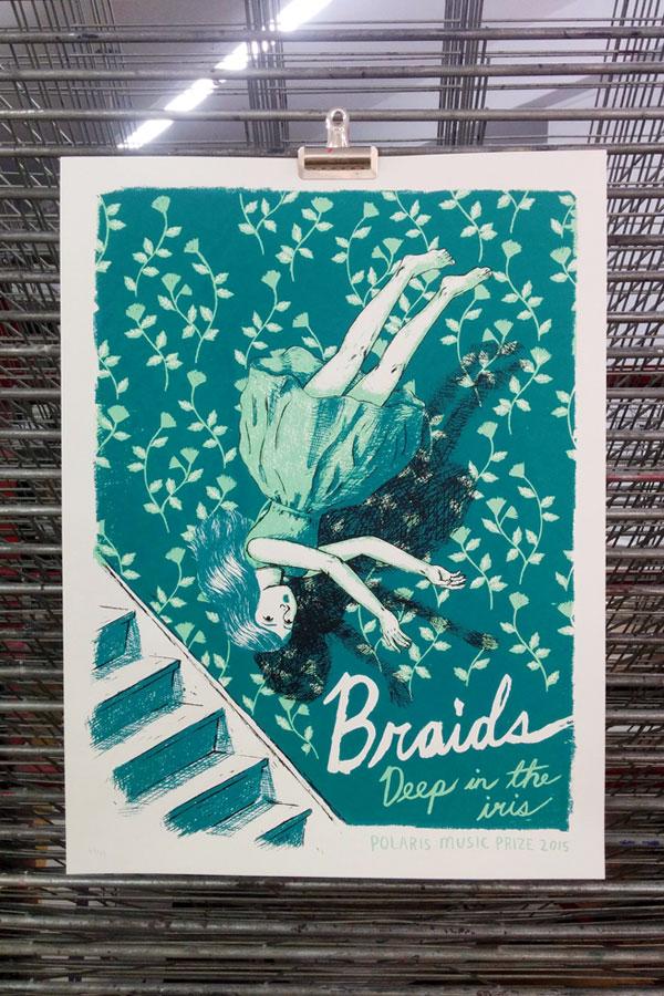 Polaris Music Prize 2015: Braids