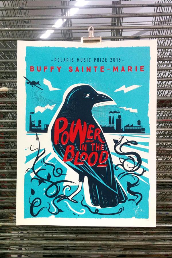 Polaris Music Prize 2015: Buffy Sainte-Marie