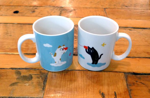 Kitty Mugs are Back!