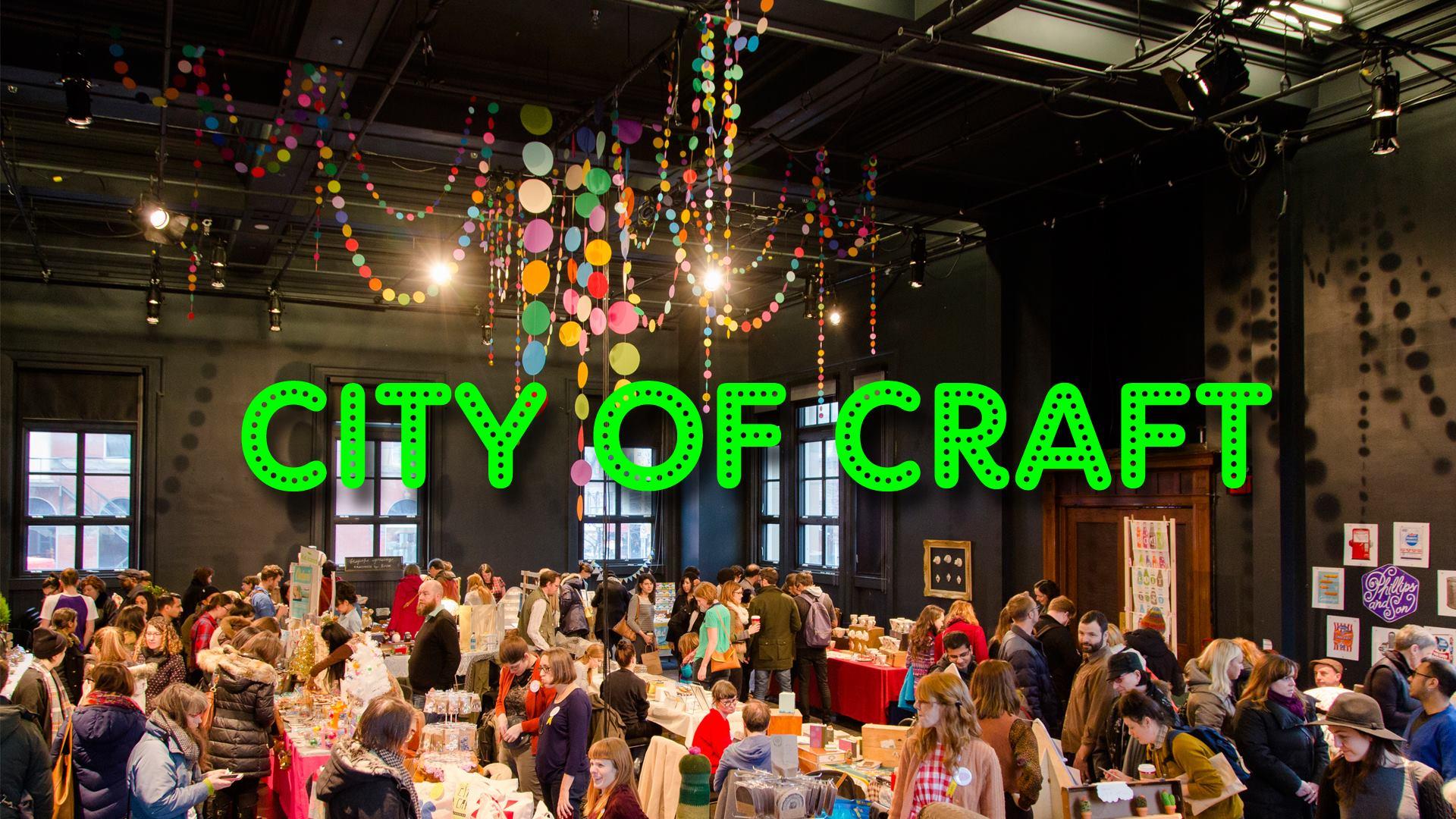 City of Craft Winter 2015!