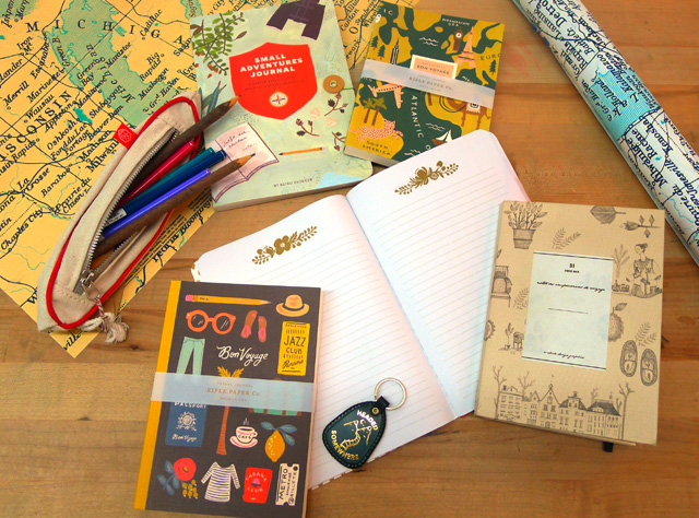 "Your ""Most Excellent Adventure"" ~ Travel Journals!"