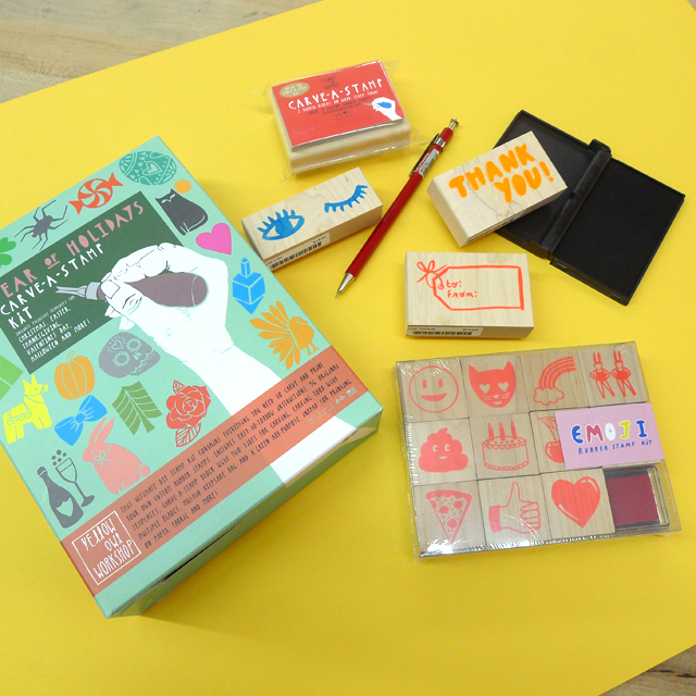 New Yellow Owl Workshop Goodies!