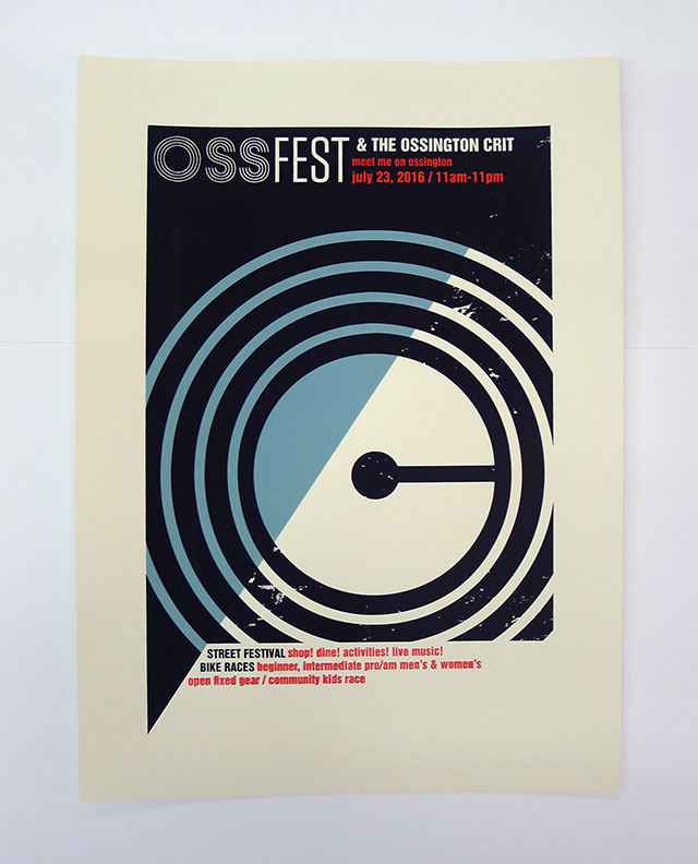 Poster Printing for Cry Wolf's OSSFEST
