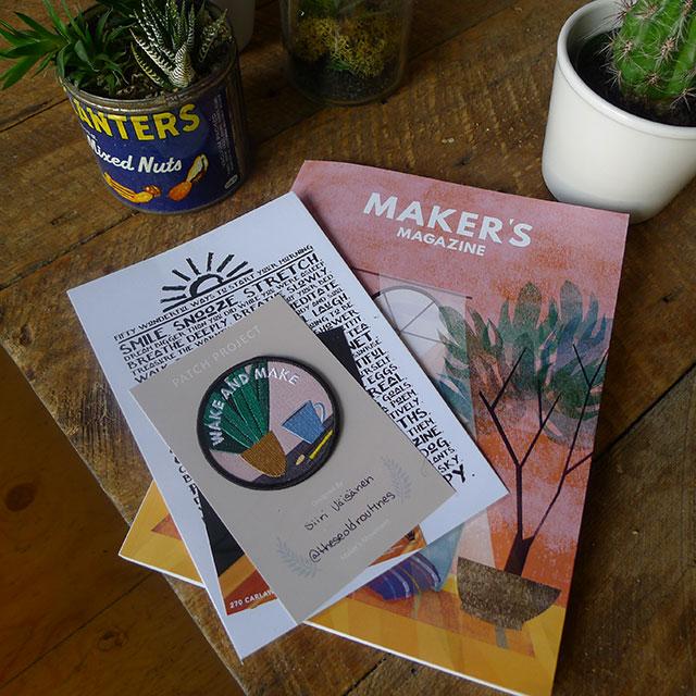 Maker's Magazine Pop-Up Launch!