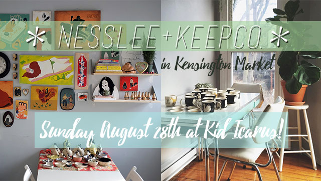NessLee & Keep Co. for August Pedestrian Sunday
