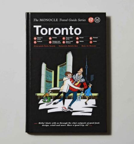 Kid Icarus Featured in Monocle's Travel Guide