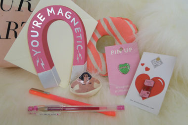 Valentines Gift Guide ~ SAPPY