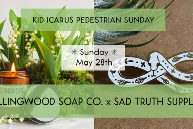 Pedestrian Sunday - May 28, 2016