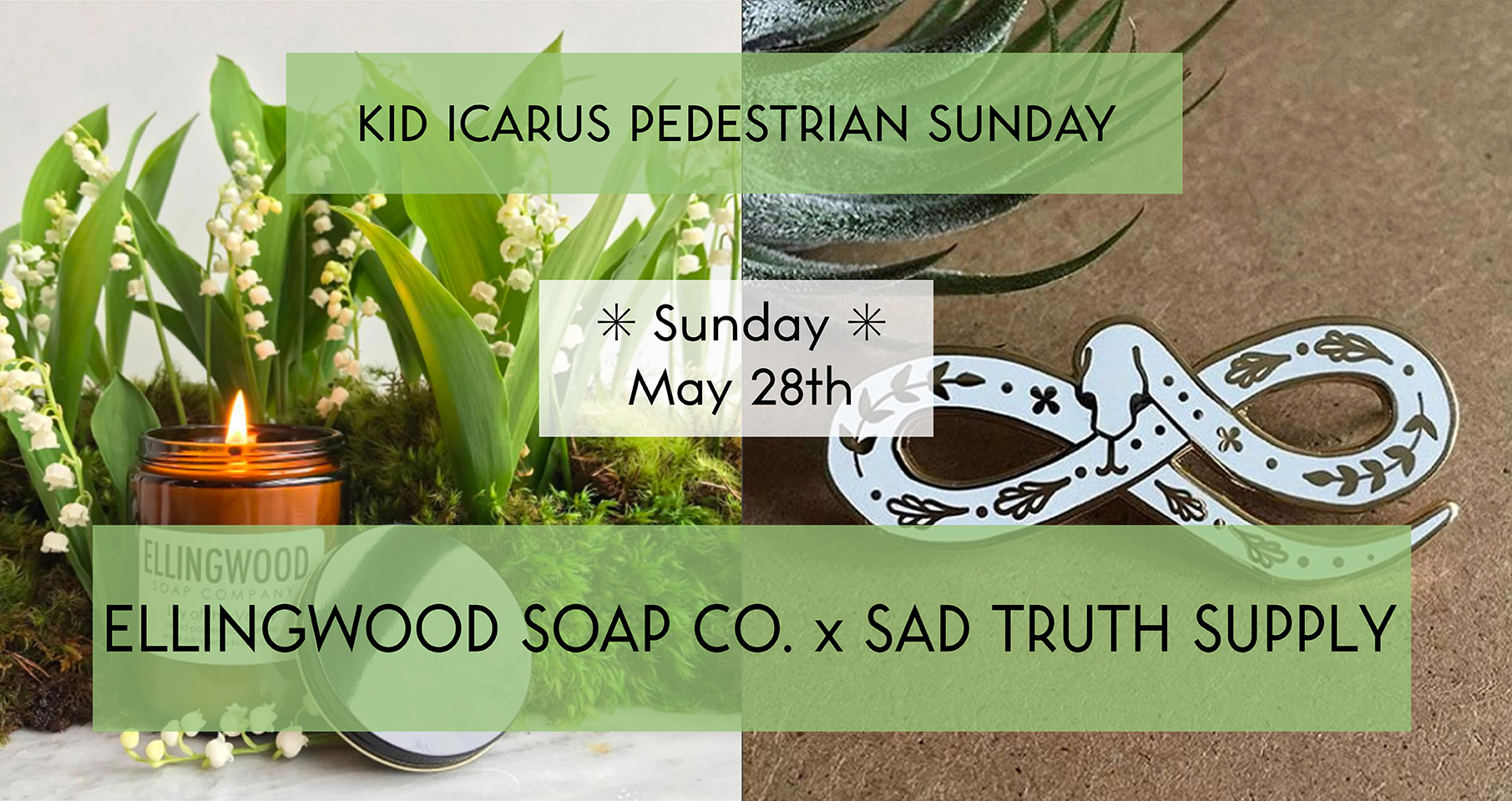 Pedestrian Sunday – May 28, 2016