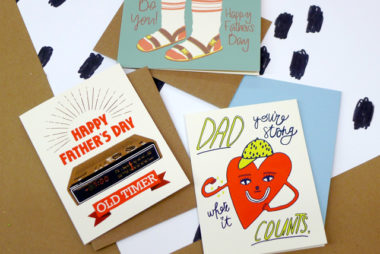 NEW Kid Icarus Father's Day Cards!