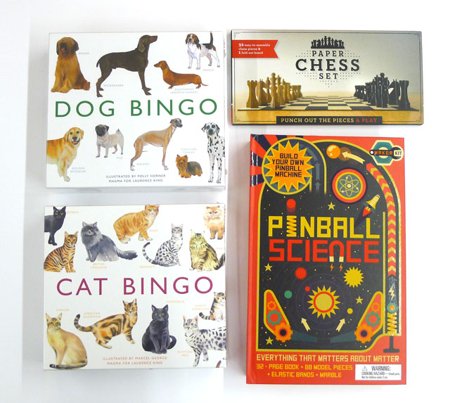 Games and Puzzles!