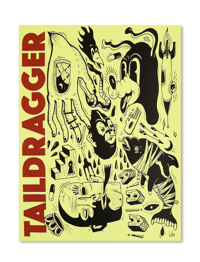 Tail Dragger Poster