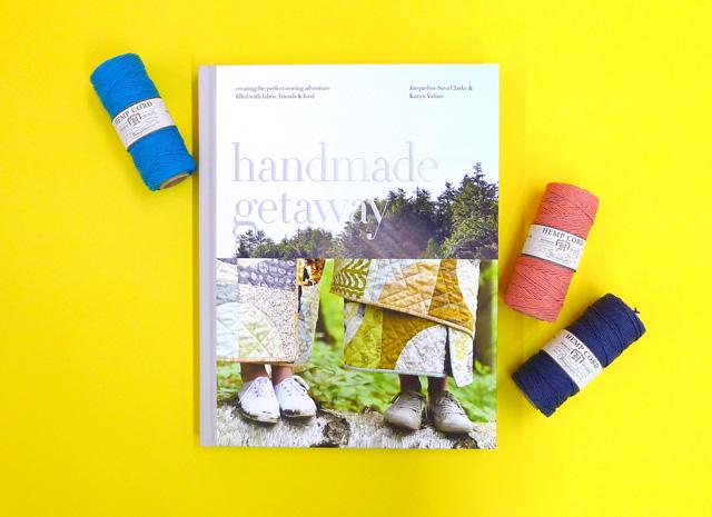 Handmade Getaway Book!